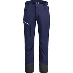 Maloja KhesarM. Spodnie do skialpinizmu Mężczyźni, niebieski